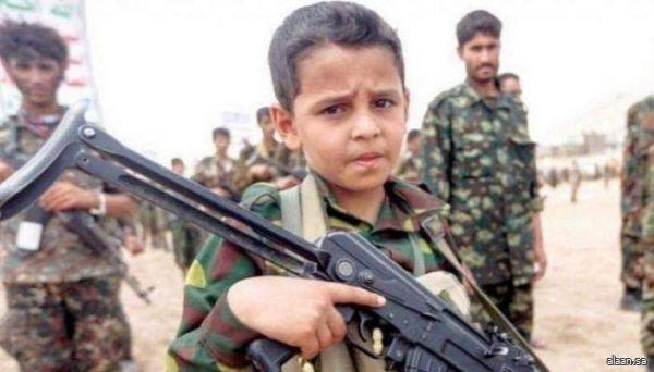 """""""الحوثية"""" ضاعفت تجنيد أطفال اليمن 38924_0.jpeg"""